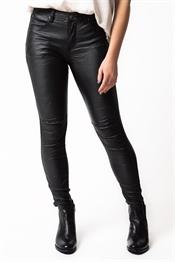 Bild på Ace Coated Jeans Black